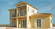 Διώροφο Προκατασκευασμένο Σπίτι 120τ.μ.