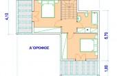 Δυόροφη Προκάτ Κατοικία 99τ.μ.