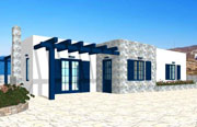 Ισόγειο Προκατασκευασμένο Σπίτι 107τ.μ.