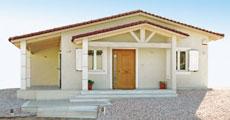 Ισόγεια Προκατασκευασμένη Κατοικία 85τ.μ.